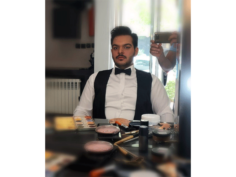 آرایشگاه رایکا مشهد