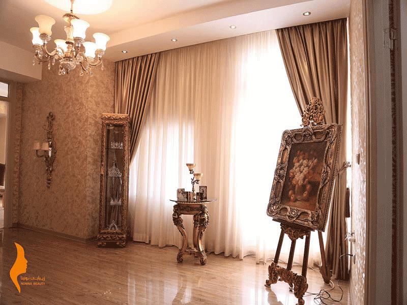 سالن زیبایی نونینا مشهد