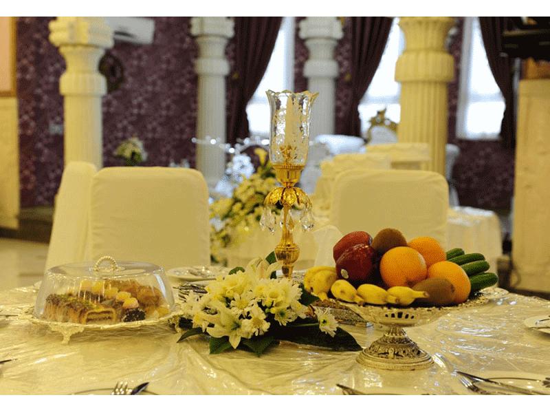 تالار و باغسرای پارمیس مشهد