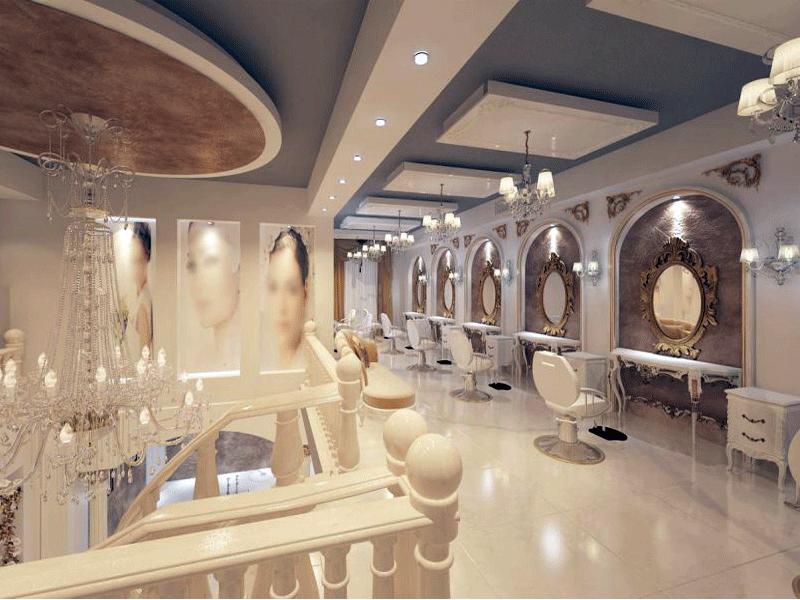 مرکز تخصصی عروس و رنگ در مشهد،عصر زیبایی