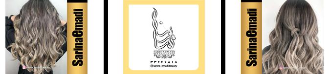 سالن زیبایی سارینا در ساری